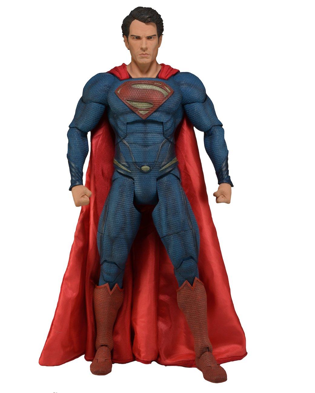 100% a estrenar con calidad original. Desconocido Man of Steel NE61404 - súperman, figura de de de 45 cm, escala 1 4 (Neca NEC0NC61404) - Figura Escala 1 4 (45 cm)  los últimos modelos