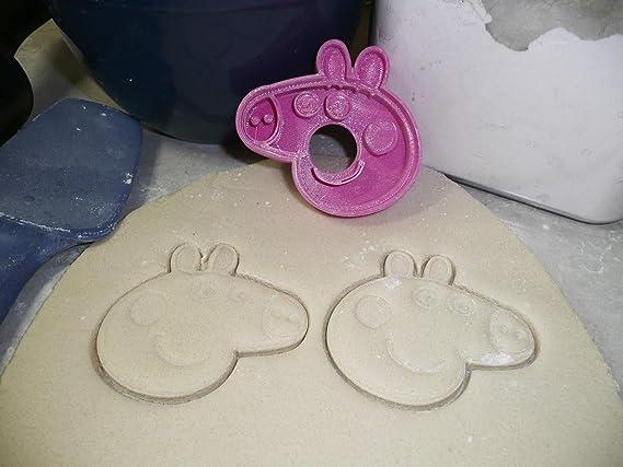 Molde de pimienta para horno con diseño de dibujos animados ...