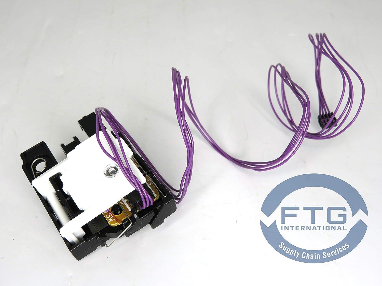 FTG International RM2-5896-000CN Power Supply Switch ASSY