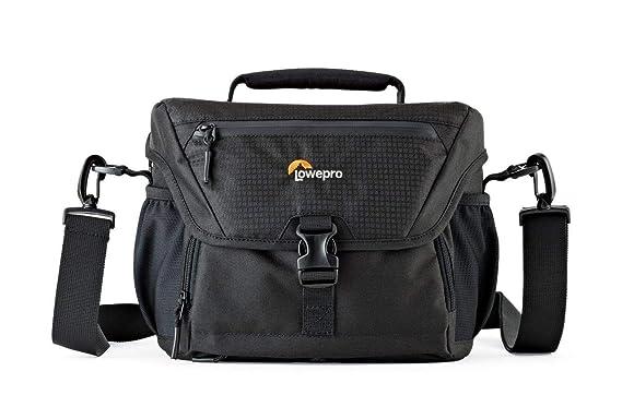 98893288ecc0 Lowepro Nova 180 AW II borsa per fotocamera - nero: Amazon.it: Elettronica