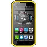 Kenxinda W7 Cellulari e Smartphone (5.0'' IP68 Impermeabile, Antipolvere, Antiurto ,Android 5.1 MTK 6735P 1.0GHz Quad Core,1GB RAM+16GB ROM)