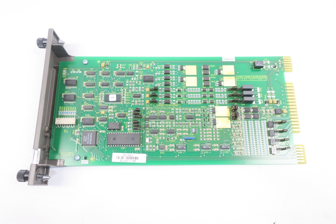 NEW ABB IMCIS22 SYMPHONY CONTROL I/O MODULE D590054 by ABB (Image #3)
