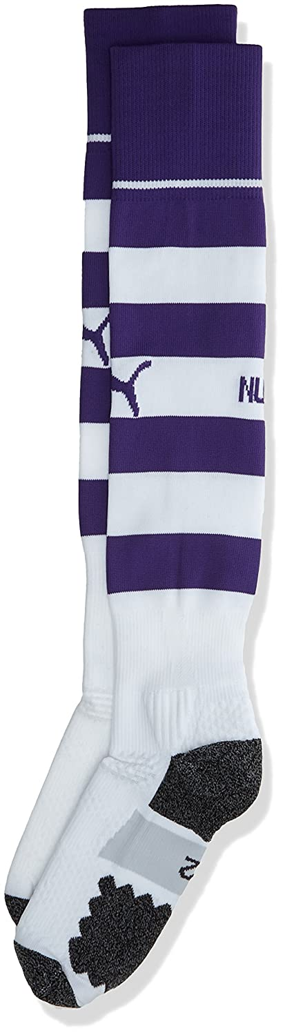 2016-2017 Newcastle Third Football Socks (White) Kids B01AYDIOTGWhite Small 2-5 UK Foot