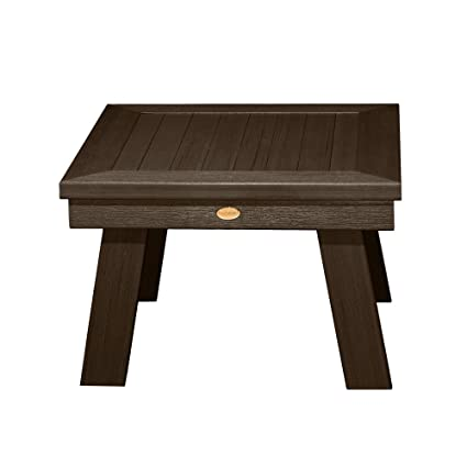 Amazon.com: Highwood Pocono Deep Asientos side-table: Jardín ...