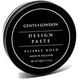 Gents of London Design Paste Matt Firm Hold Professional Hair Styling Wax