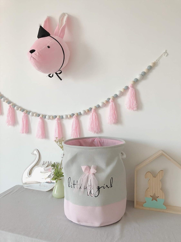 Amazon.com: Ballerina - Cesta para la colada para niña ...