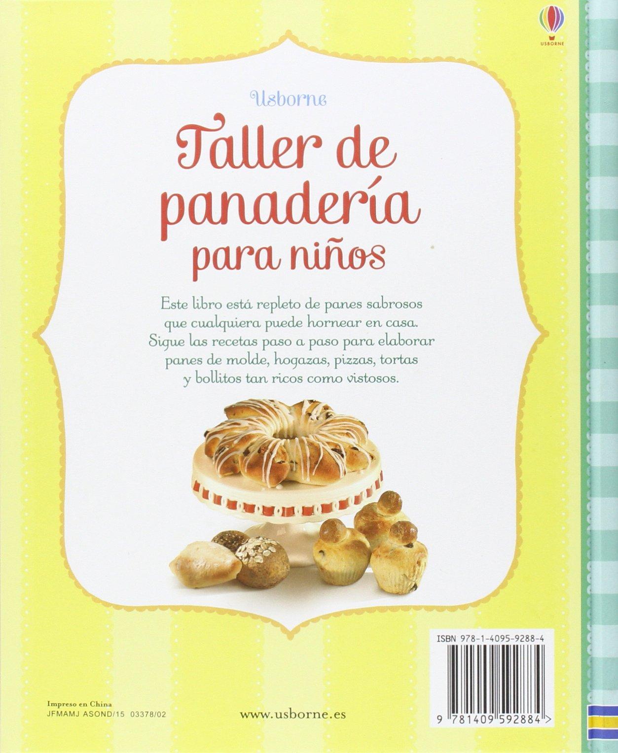 Taller de panadería para niños: Abigail/Baer, Sam Wheatley: 9781409592884: Amazon.com: Books