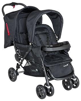 Safety 1st Poussette Double Duodeal Full Black (Jumeaux   Enfants  Rapprochés) 642625f2a4d0
