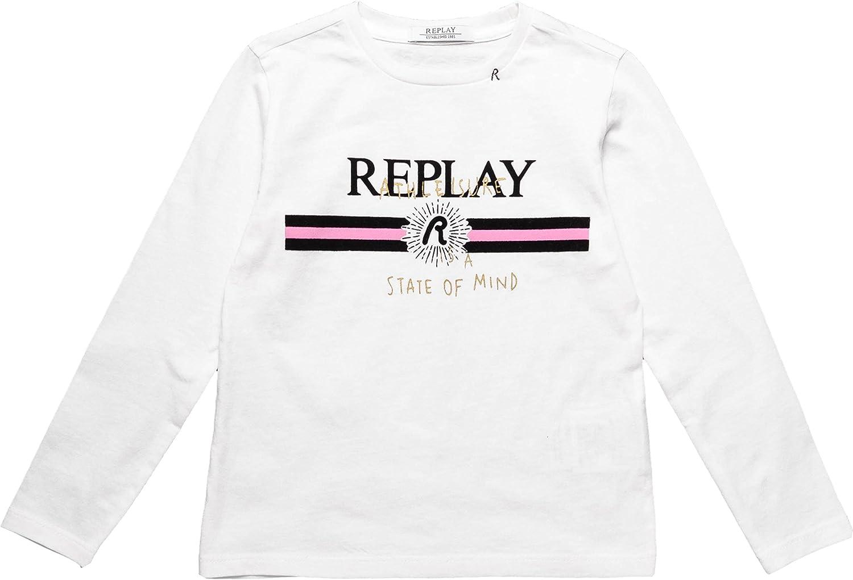 REPLAY T-Shirt Bambina SG7091.064.20994
