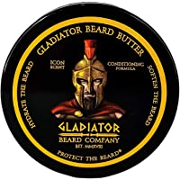 Gladiator Beard™ Butter (2 oz.) - Icon Scent - All-Natural, Whipped Beard Butter Ultra-Conditioning Formula Designed to Hydrate and Moisturize Your Beard, and Leave it Smelling Awesome.