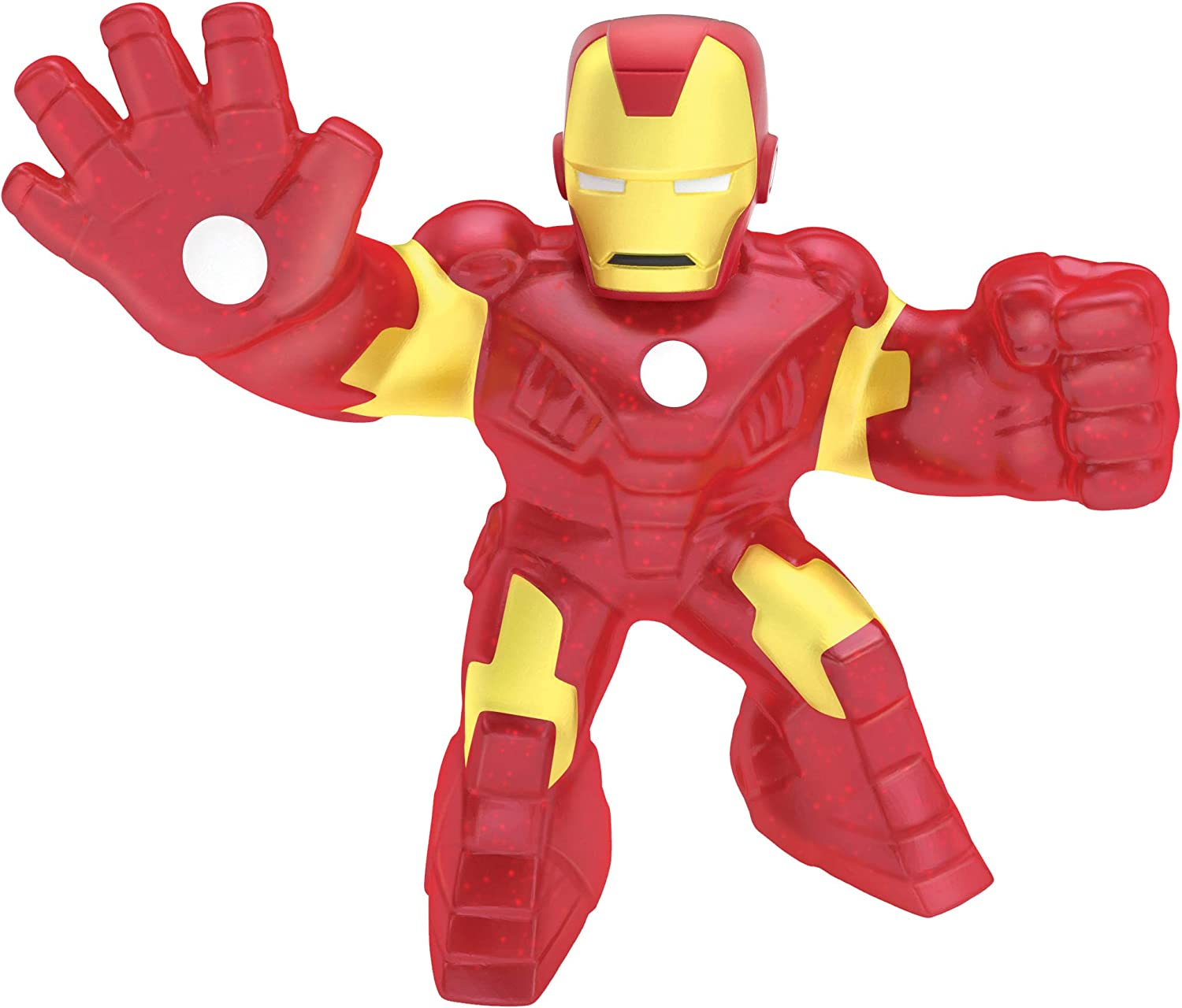Heroes of Goo Jit Zu Licensed Marvel Hero Pack - Iron Man