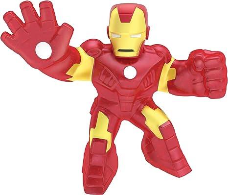 Heroes of Goo Jit Zu Licensed Marvel Hero Pack - Iron Man, Multicolor (41056)