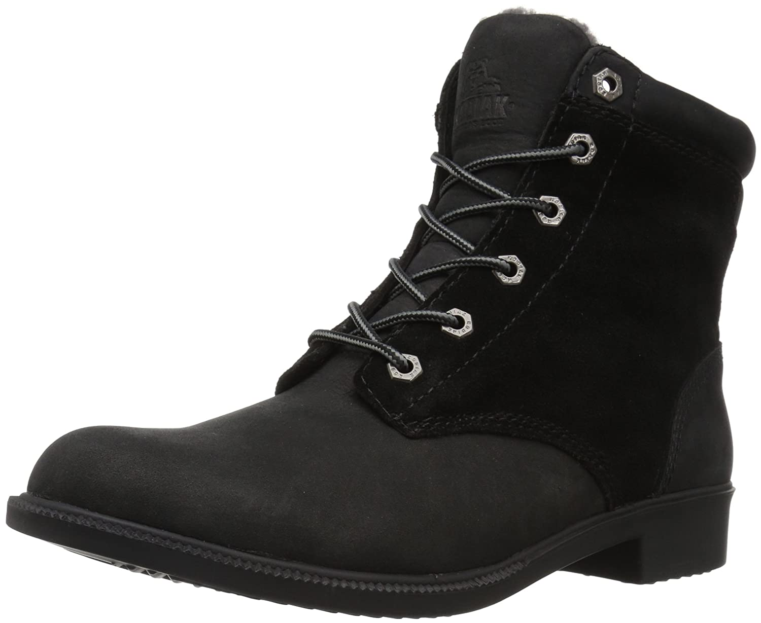 Kodiak Women's Original Fleece Ankle Boot B072596R3S 11 M US|Black