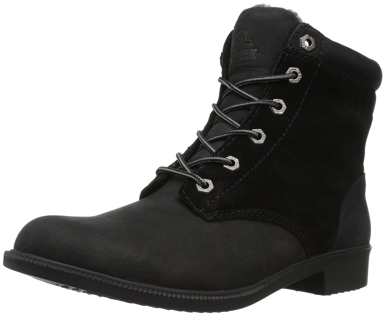 Kodiak Women's Original Fleece Ankle Boot B0722JR7BJ 8 B(M) US|Black