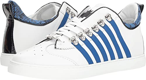 a835ee086e Amazon.com: DSQUARED2 Mens New Runner Sneaker: Shoes