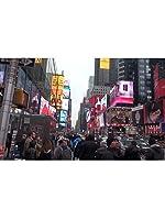 I walked New York. [OV]