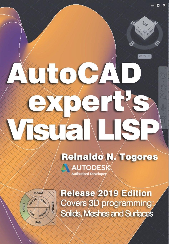 Amazon com: AutoCAD expert's Visual LISP (9781480225725