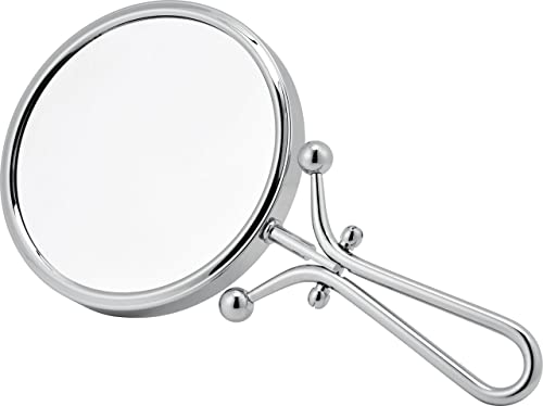 hand held mirror drawing. Hand Held Mirror Drawing. Linos- Chrome Freestanding Or Vanity  3x Magnification Drawing M