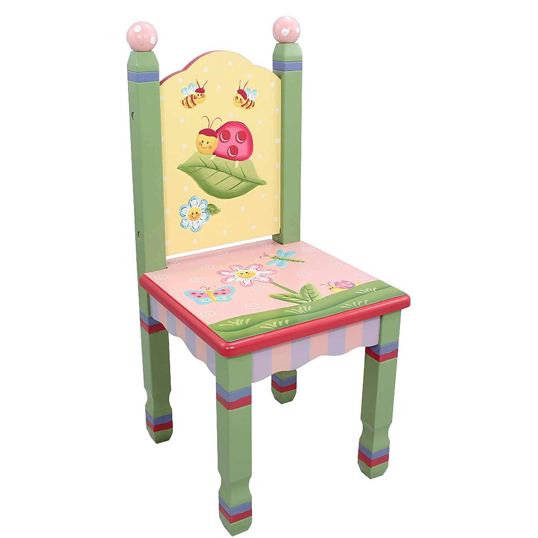 Fantasy Fields Kinder Magic Garden Kids Holz 2 Stuhl Set Ohne Tisch