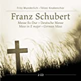 Schubert : German Mass D 872, Psalms in Celebration of the Holy Sacrifice, Mass No. 6 in E-Flat Major D 950 for soloists, choir and orchestra