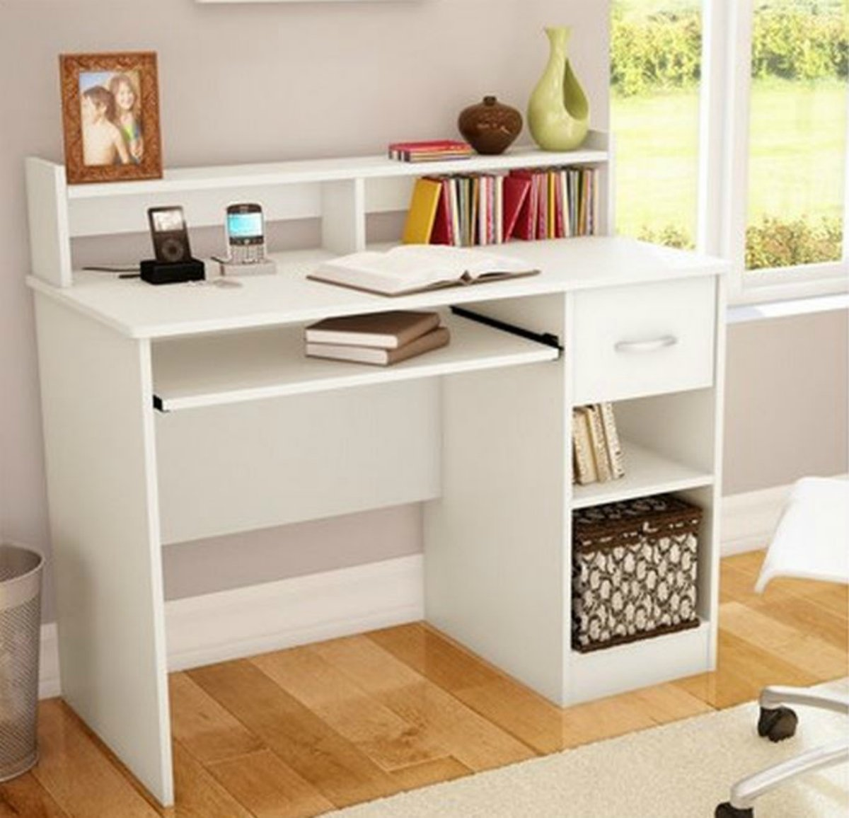 sears white small storage with hutch desk desks girls for bedroom