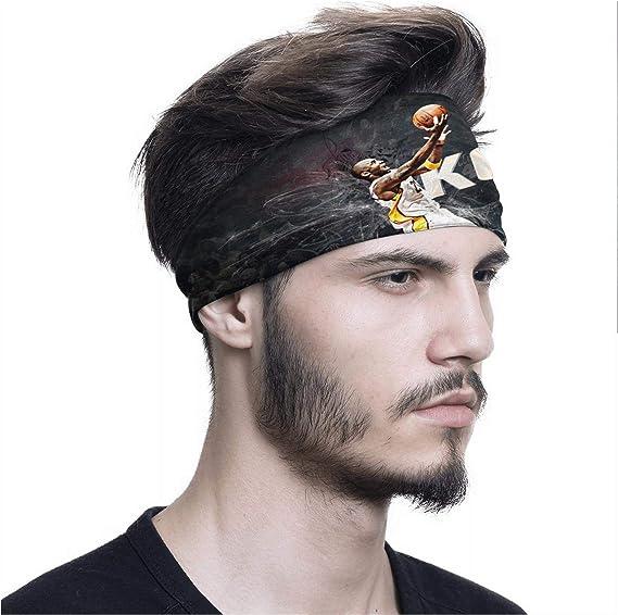Mamba Dunk Multifunctional Headband Sports Magic Scarf Neck Gaiter,Balaclava Headwear,Bandana
