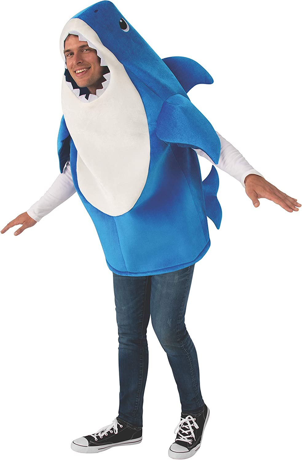 Daddy Shark Adult Costume