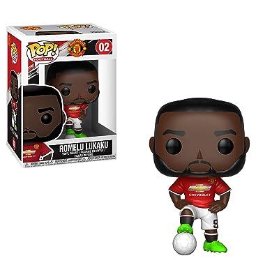 Funko POP! Football: Man U - Romelu Lukaku: Toys & Games