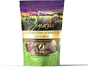 Zignature Guinea Fowl Formula Biscuit Treats 12oz