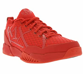 K1X Paradoxum Low Top Basketballschuhe rot x-red, 39 (US 6.5)