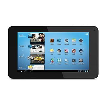 Coby Kyros MID7048 4GB Black - Tablet (IEEE 802.11n, Android, Pizarra, Android, Negro, Polímero de litio): Amazon.es: Informática