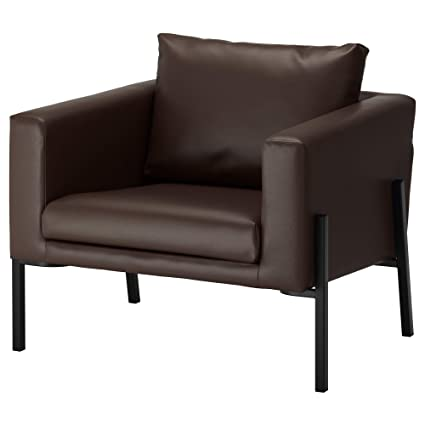 Amazon.com: IKEA.. 792.217.01 - Sillón Koarp, color marrón ...