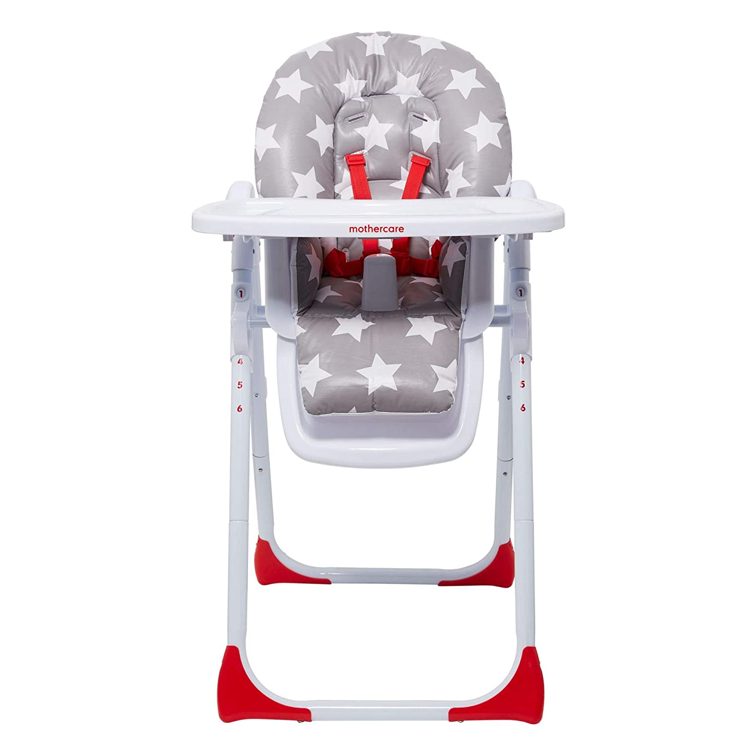 Mothercare Highchair, Star ND868