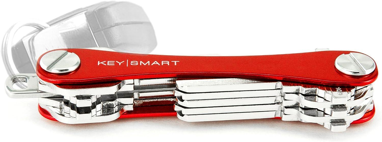 Porte-cl/és compact et organiseur porte-cl/és jusqu/à 14 cl/és up to 14 Keys Midnight Diamond KeySmart