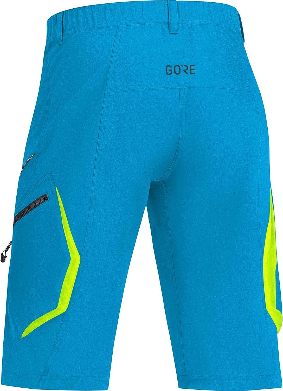 Gore C3 Trail Shorts 100047 Hombre Pantalones Cortos MTB Transpirables GORE WEAR