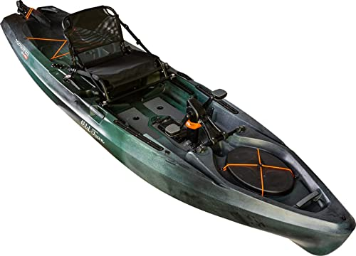 Old Town Topwater 120 PDL Angler Fishing Kayak