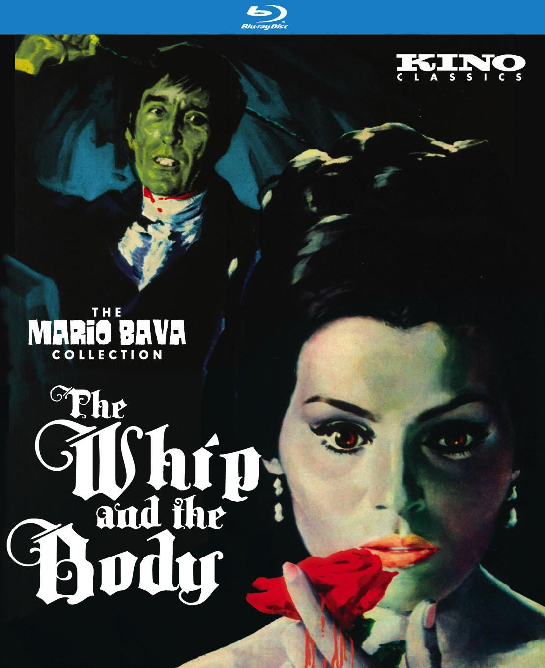 Blu-ray : The Whip and the Body (Remastered, , Dubbed)