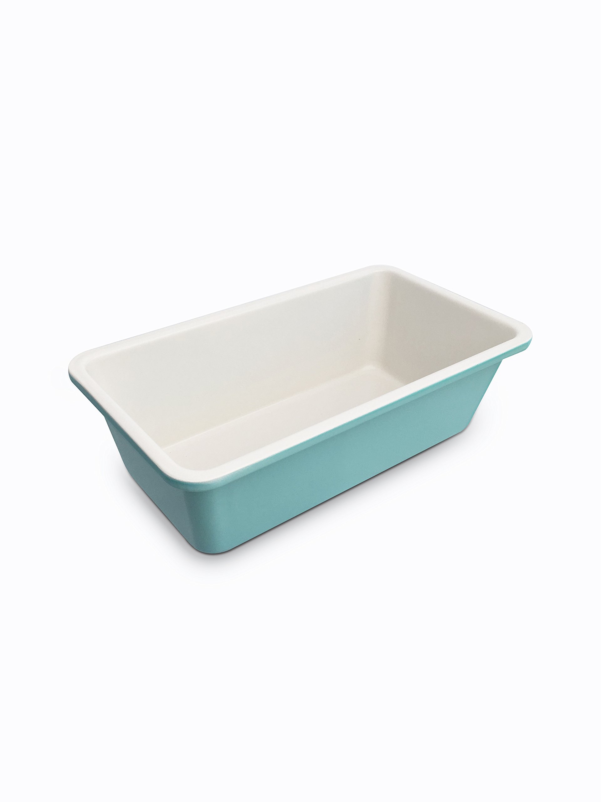 GreenLife Ceramic Non-Stick Loaf Pan, Turquoise by GreenLife (Image #5)