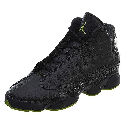 Retro El Color Air Nike Jordan Gs Xiii Negros 414574042 zxgtZ1qwf