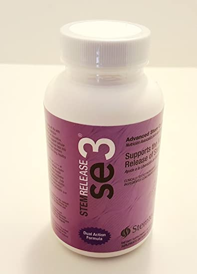 StemEnhance Se3 Dual Action60 Capsules