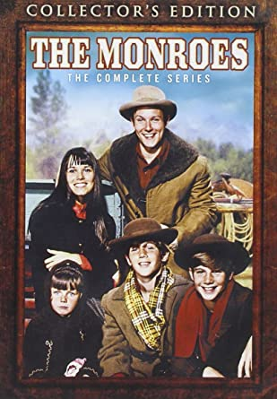 Amazon com: The Monroes: The Complete Series: Barbara