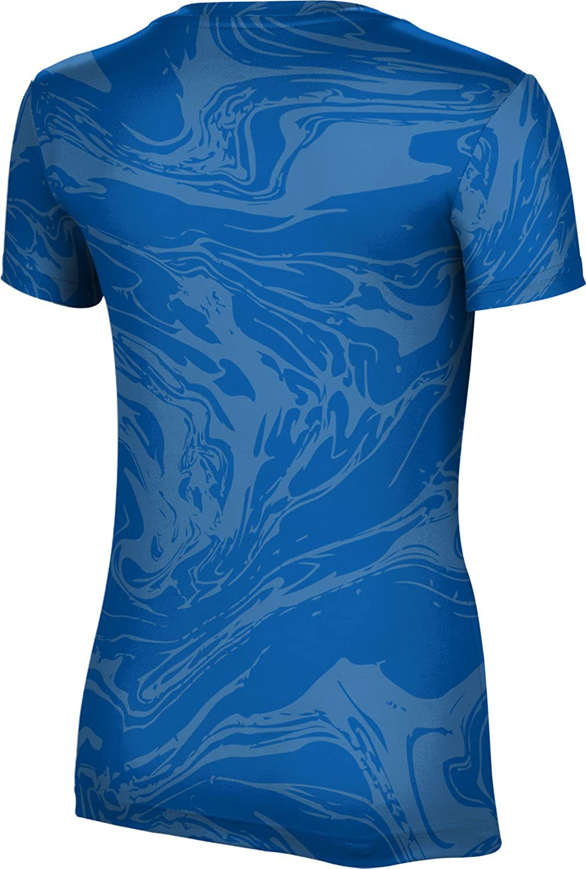 ProSphere Southern Wesleyan University Girls Performance T-Shirt Ripple