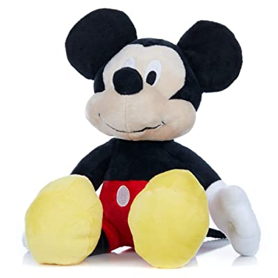 Kids Preferred Disney Baby Mickey Mouse Stuffed Animal Plush Toy, 14 Inches: Kids Preferred: Baby