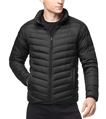 981fcb4b53c LAPASA Men's Down Jacket 550FP Duck Down Filling - Winter Puffer, Quilted  Jacket, Coat for Travel, Hiking, Climbing, Skiing, Vasual & Winter Sports  ...