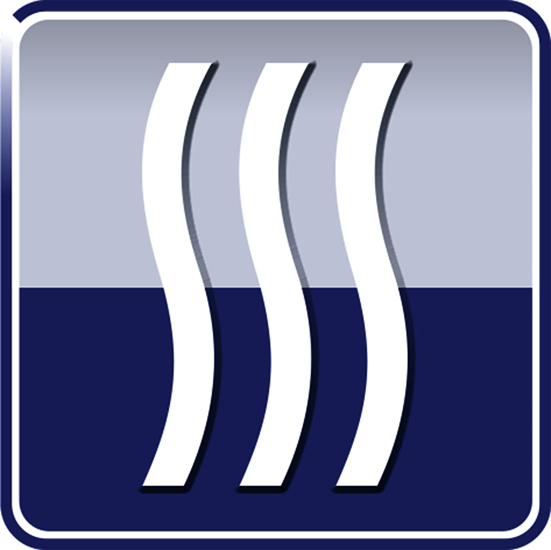 Electrolux EAP300 335 m/³//h, 55 dB, 1,9 m, Blanco, HEPA//carbono, 230 V Purificador de aire