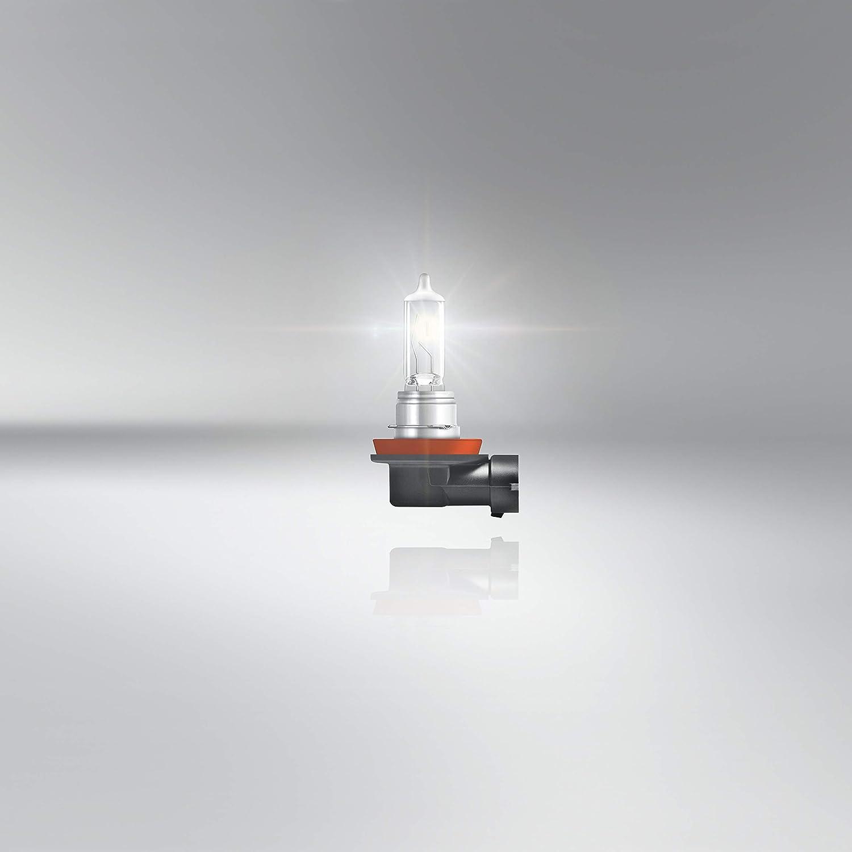 Halogen-Scheinwerferlampe 64210NBS-HCB +100/% mehr Helligkeit 2 Lampen Duo Box OSRAM NIGHT BREAKER SILVER H7 12V Pkw