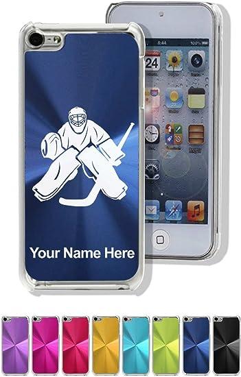 Etui/Coque pour iPhone 5 C – Gardien de hockey – personnalisée gratuitement (Cliquez sur le Lien contacter le vendeur après Achat et envoyer un ...