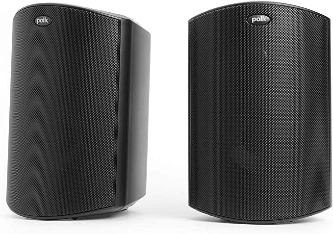Polk Audio Atrium 4 Sats Außen Lautsprecher 80 W Schwarz Audio Hifi