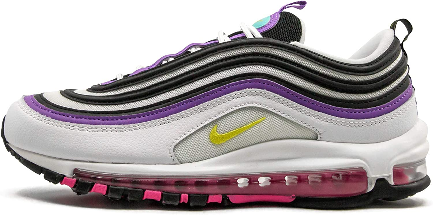| Nike Air Max 97 (WhiteDynamic Yellow 10.5