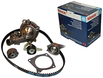 Klaxcar 40521Z - Kit Distribución Con Bomba De Agua
